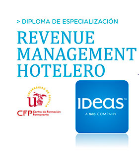 Revenue Management Hotelero